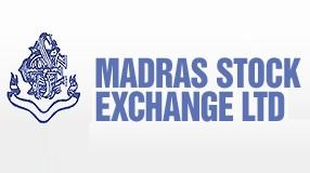 MADRAS-STOCK-EXCHANGE