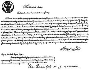 US Patent first