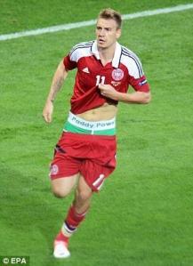 Nicklaus Bendtner